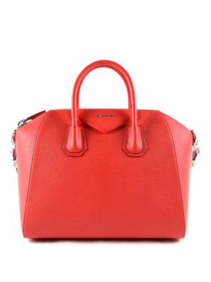 Givenchy: bowling bags - Antigona medium tote
