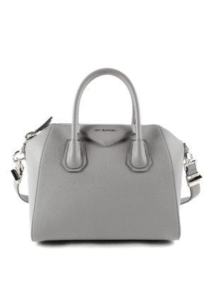 Givenchy: bowling bags - Antigona small bowling bag