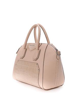 Givenchy: bowling bags online - Antigona medium bowling bag