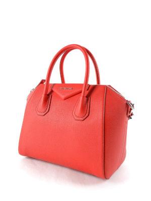 Givenchy: bowling bags online - Antigona small bowling bag