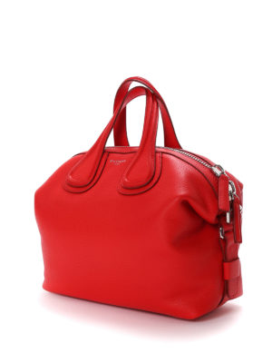 Givenchy: bowling bags online - Nightingale medium bowling bag