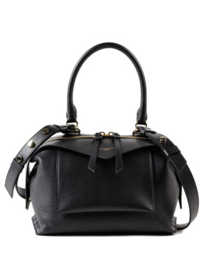 GIVENCHY: bauletti - Bauletto Sway S in pelle nera