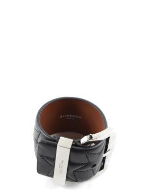 Givenchy: Bracelets & Bangles - Belt stars bracelet