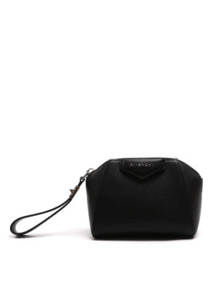 Givenchy: Cases & Covers - Antigona leather beauty case