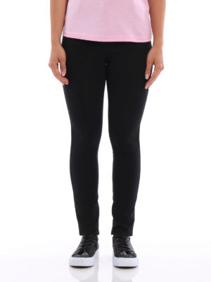 Givenchy: casual trousers online - Technical jersey trousers