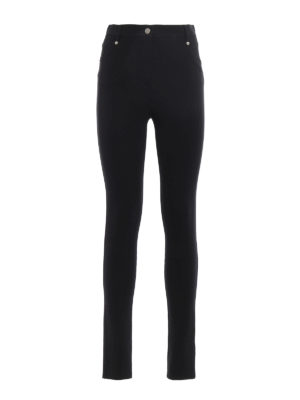 Givenchy: casual trousers - Technical jersey trousers
