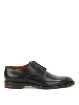 Givenchy: classic shoes - Derby leather shoes