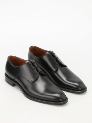 Givenchy: classic shoes online - Derby leather shoes