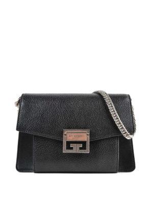GIVENCHY: borse a tracolla - Borsa GV3 piccola in pelle