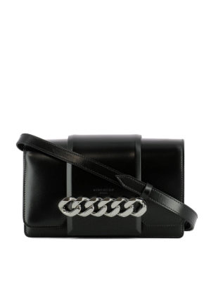 Givenchy: cross body bags - Infinity leather bag