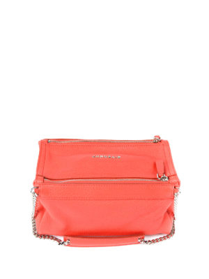 Givenchy: cross body bags - Pandora chain cross body bag
