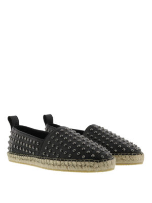 Givenchy: espadrilles online - Studded espadrilles