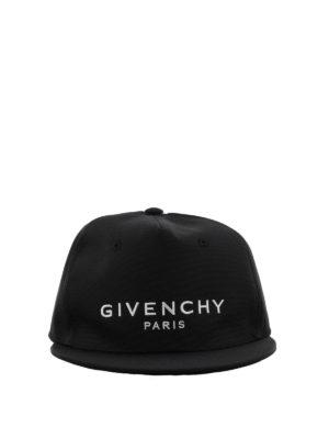 GIVENCHY: cappelli - Cappellino da baseball Givenchy Paris