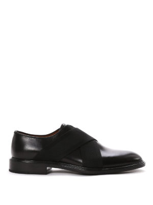 Givenchy: Loafers & Slippers - Derby shoes with elasticated bands