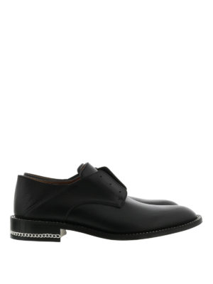 Givenchy: Loafers & Slippers - Laceless leather shoes