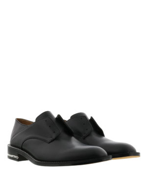 Givenchy: Loafers & Slippers online - Laceless leather shoes