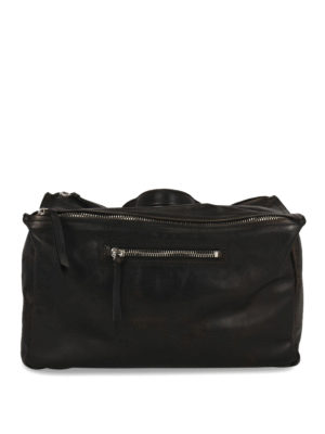 Givenchy: Luggage & Travel bags - Pandora large leather shoulder bag