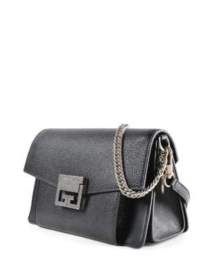 GIVENCHY: borse a tracolla online - Borsa GV3 piccola in pelle