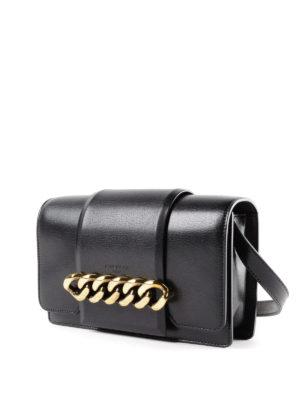 GIVENCHY: borse a tracolla online - Borsa Infinity con dettaglio catena