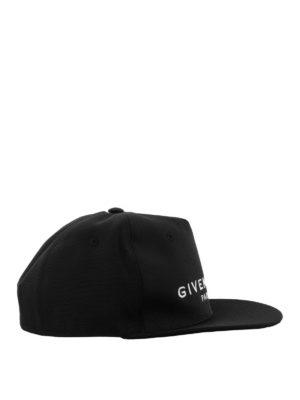 GIVENCHY: cappelli online - Cappellino da baseball Givenchy Paris