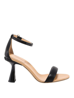 GIVENCHY: sandals - Leather sandals