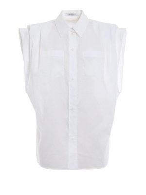 GIVENCHY: camicie - Camicia con maniche a pieghe