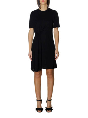 Givenchy: short dresses online - Viscose jersey short sleeve dress
