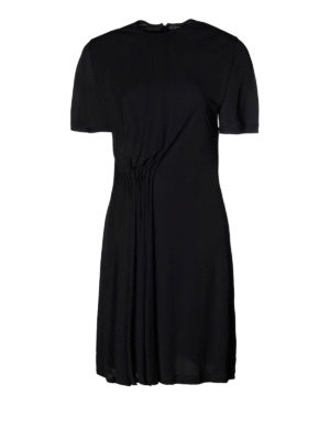 Givenchy: short dresses - Viscose jersey short sleeve dress