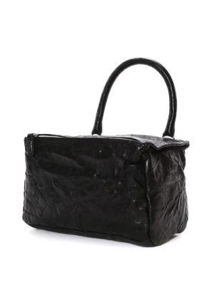 Givenchy: shoulder bags online - Pandora medium creased leather bag