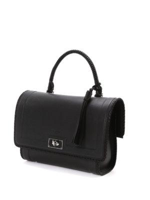 Givenchy: shoulder bags online - Shark leather bag