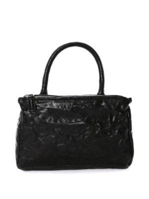 Givenchy: shoulder bags - Pandora medium creased leather bag