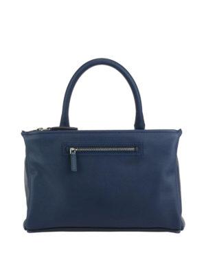 GIVENCHY: borse a spalla - Borsa Pandora Medium con logo