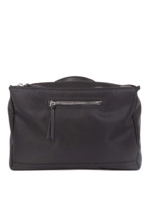Givenchy: shoulder bags - Pandora messenger nylon bag