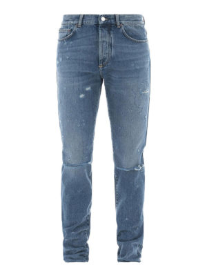 GIVENCHY: jeans dritti