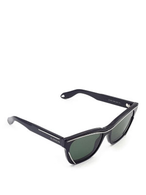 Givenchy: sunglasses - Wire sunglasses