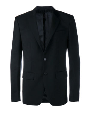 Givenchy: Tailored & Dinner - Wool and mohair blend blazer
