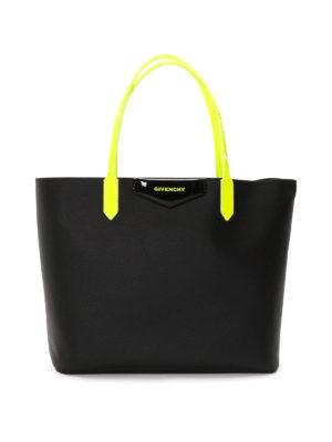 Givenchy: totes bags - Antigona fluorescent tote