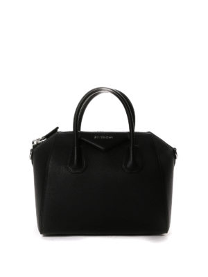 Givenchy: totes bags - Antigona leather tote