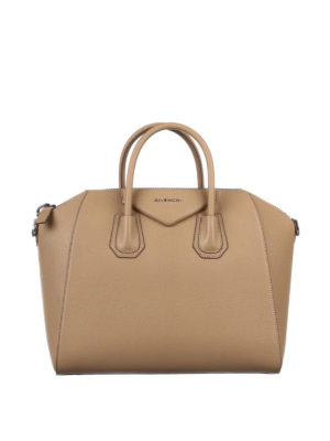 Givenchy: totes bags - Antigona oversized zip medium bag