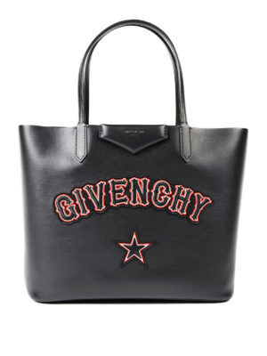 Givenchy: totes bags - Antigona small shopping bag
