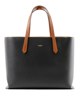 GIVENCHY: shopper - Shopper in pelle GV3 medium
