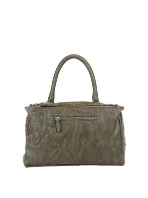 Givenchy: totes bags - Medium Pandora vintage leather bag