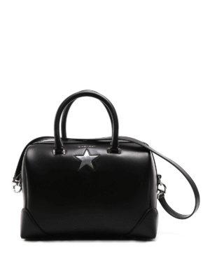 Givenchy: totes bags - Mini Lucrezia leather tote