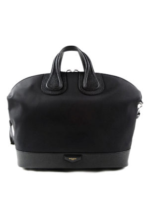 Givenchy: totes bags - Nightingale fabric tote bag