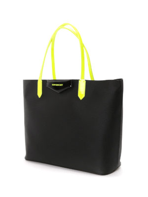Givenchy: totes bags online - Antigona fluorescent tote
