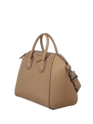 Givenchy: totes bags online - Antigona oversized zip medium bag