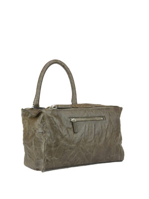 Givenchy: totes bags online - Medium Pandora vintage leather bag