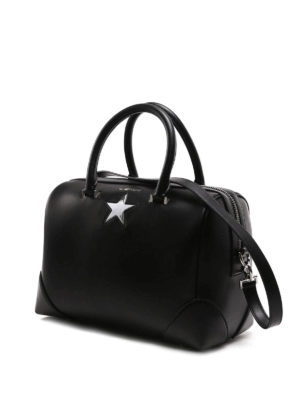 Givenchy: totes bags online - Mini Lucrezia leather tote