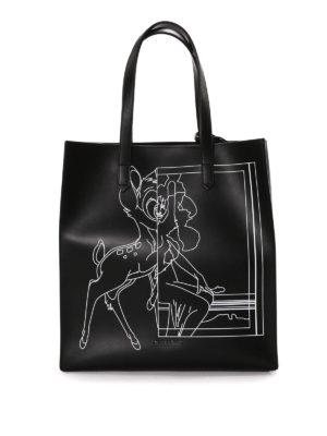 Givenchy: totes bags - Stargate Bambi® medium tote