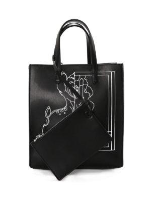 Givenchy: totes bags - Stargate Bambi® small tote